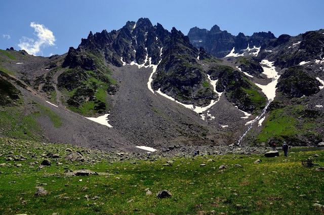 جبال كاجكار