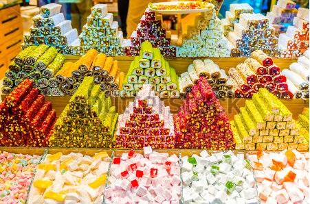 حلوى الملبن التركي