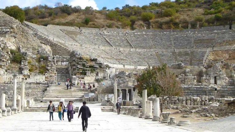 السياحة في أفسس
