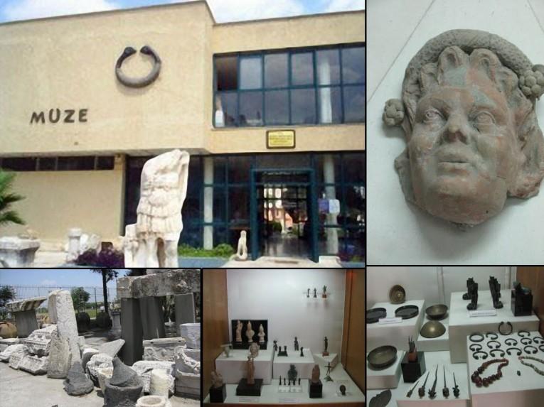 المتحف الاثري في اضنة