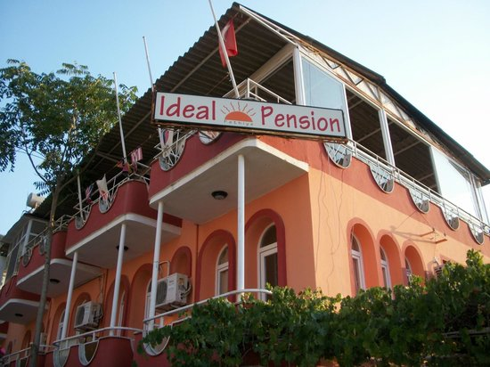 Ideal Hostel Pension