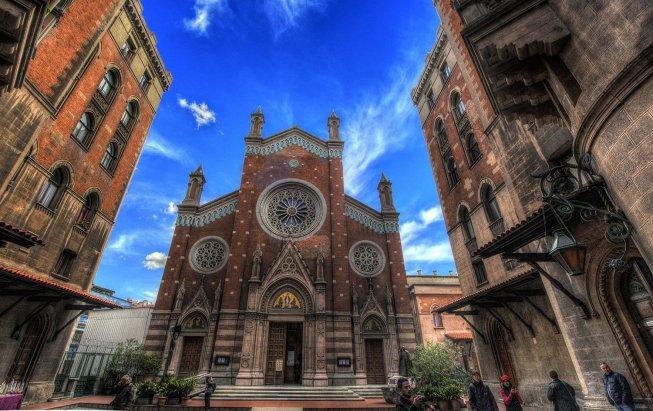كنيسة مار أنطونيوس
