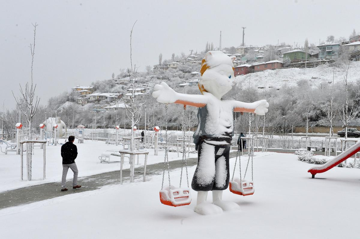 السياحة في تركيا في الشتاء و اشهر اماكن التزلج هناك