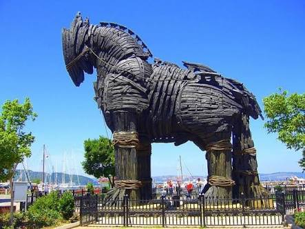 حصان طروادة