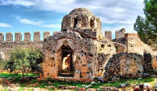 القلعة البيزنطية