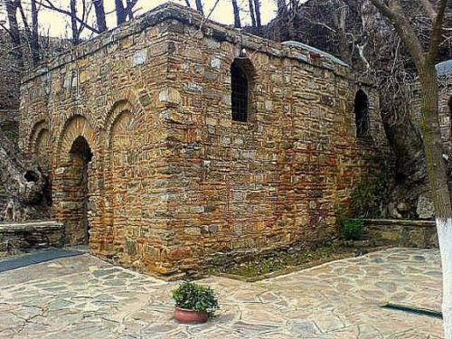 اثر منزل السيده العذراء في تركيا