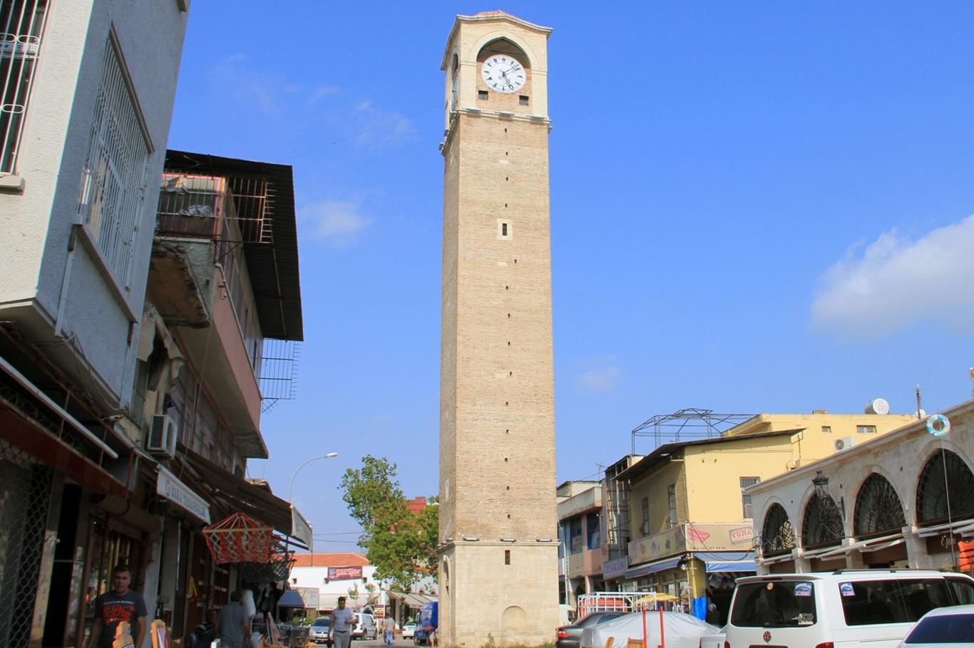 برج الساعة القديم