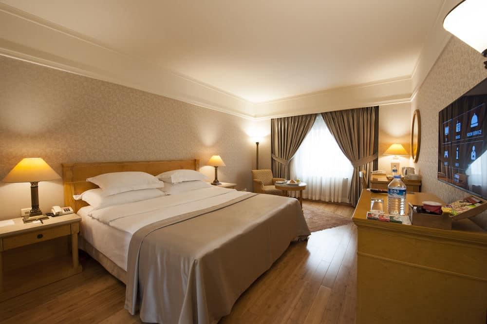 غرف فندق زورلو جراند
