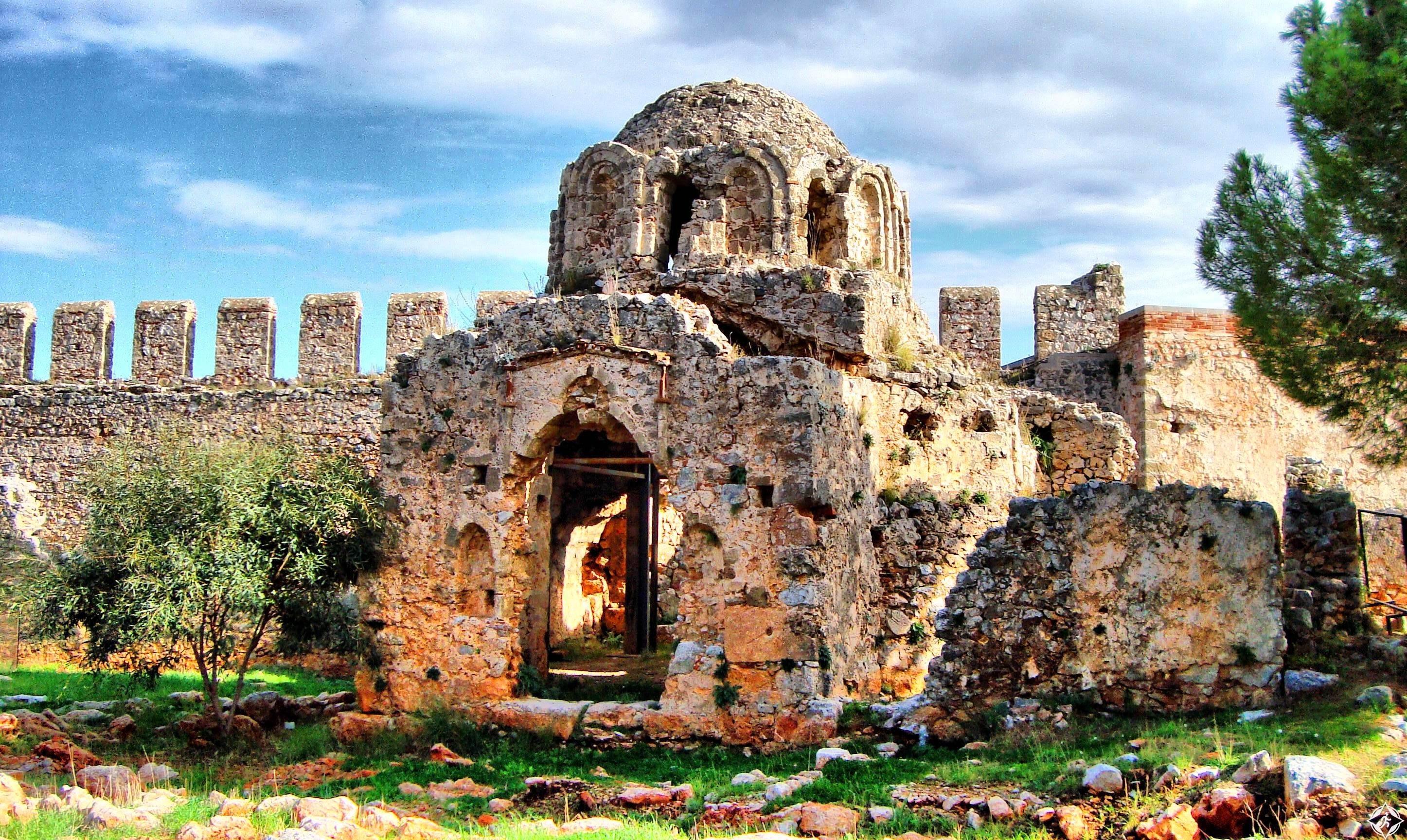 قلعة ألانيا