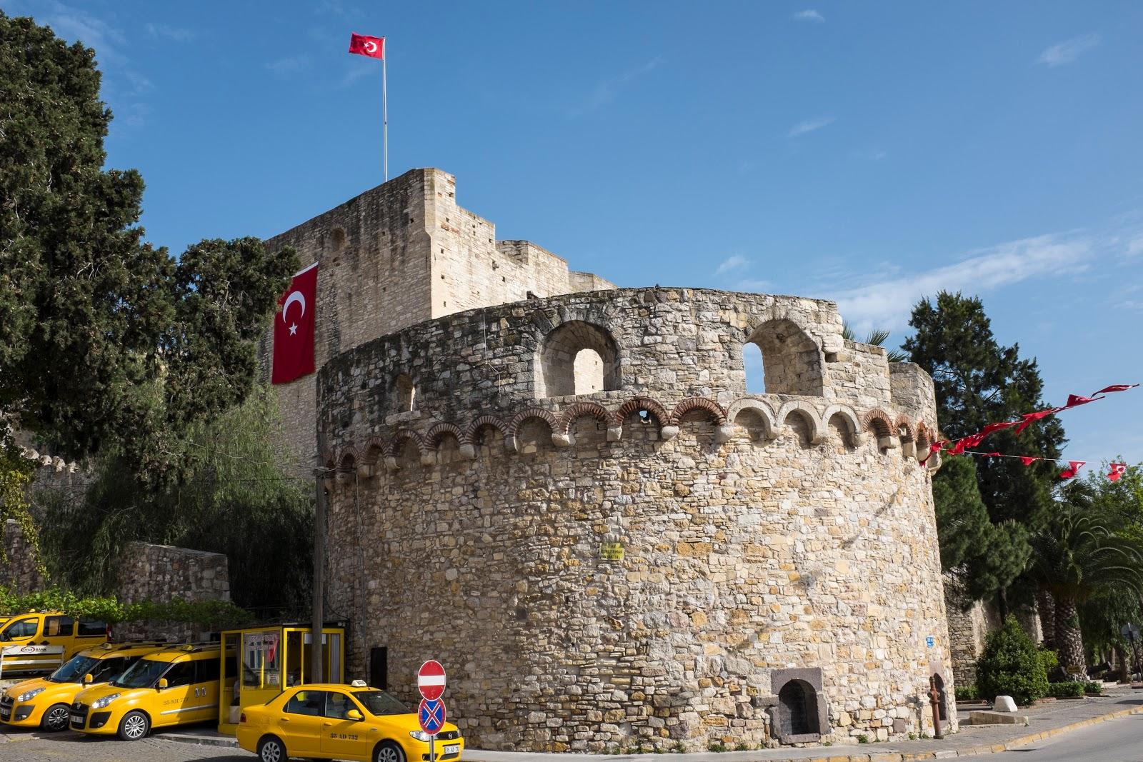 قلعة تشيشمى