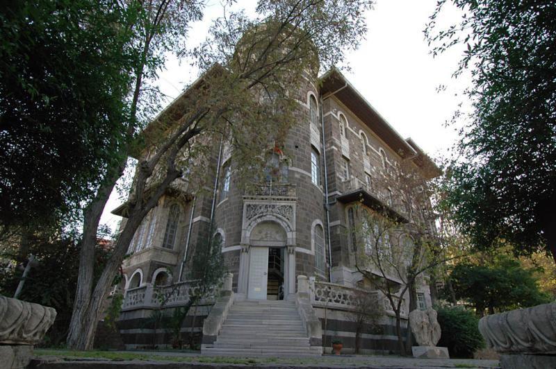 متحف أزمير الاثرى