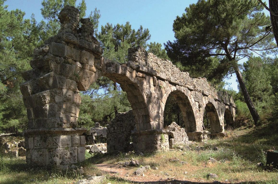مدينة فيسيليس الأثرية