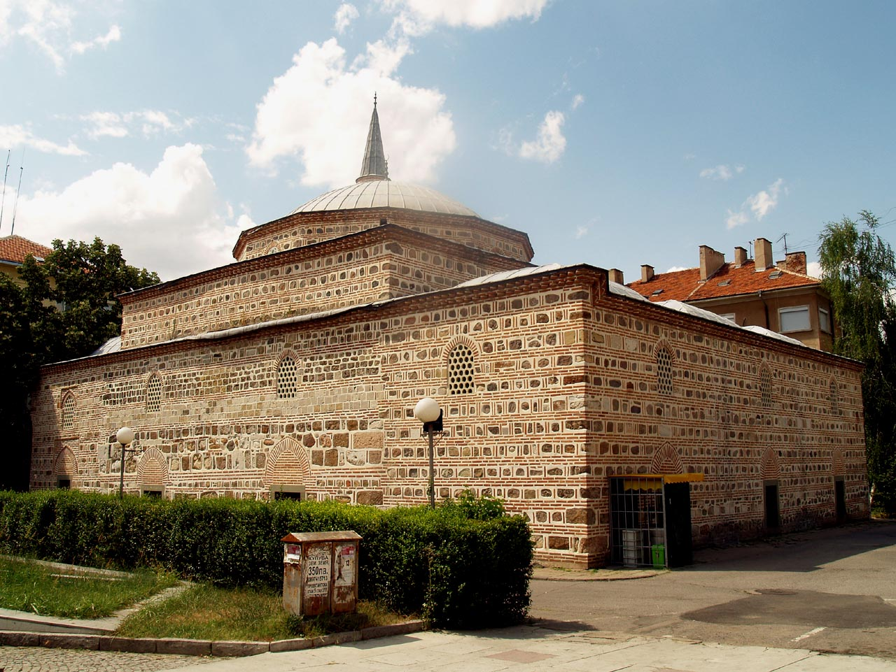 مسجد Eski