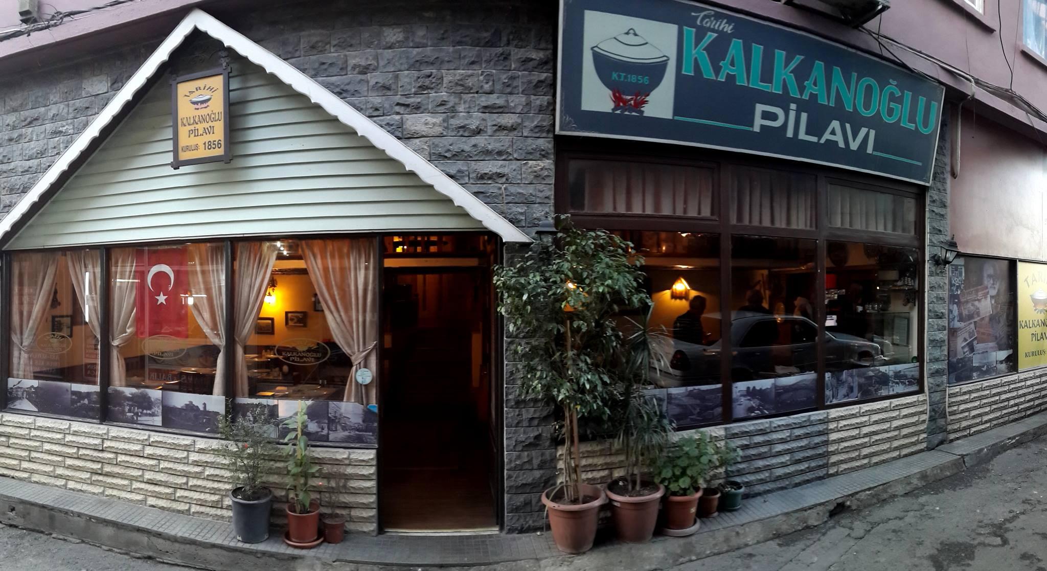 مطعم Tarihi Kalkanoglu Pilavi