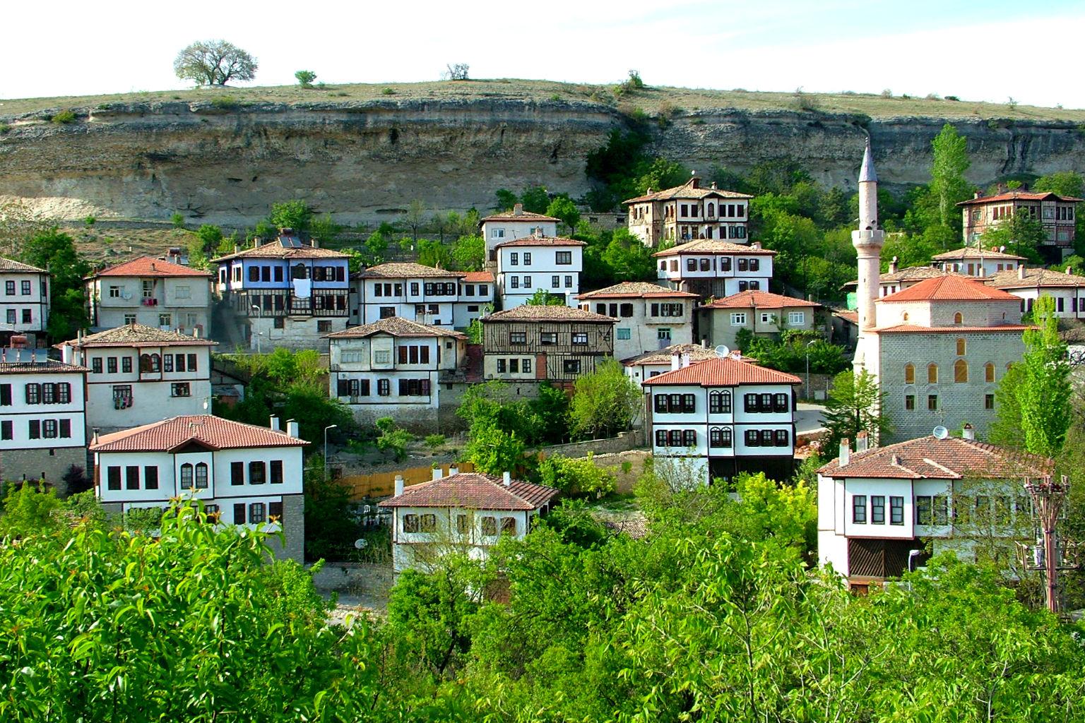 منازل سافرانبولو
