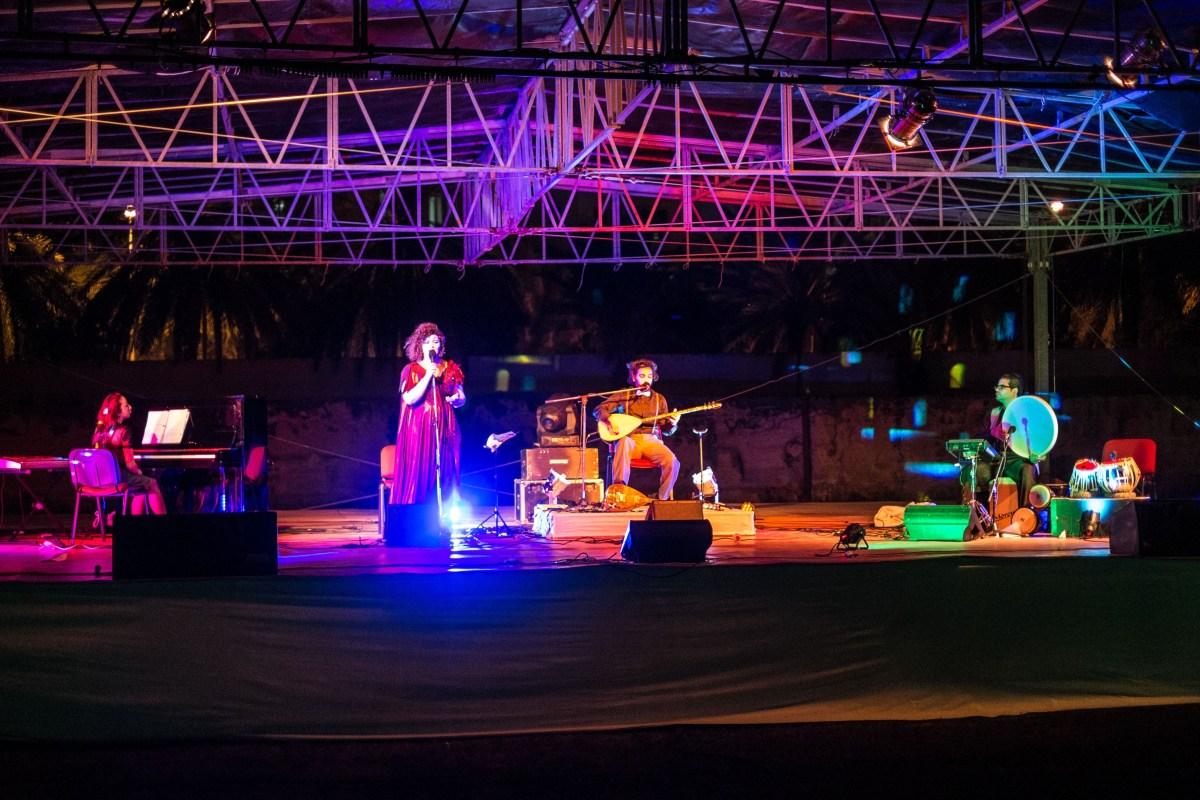 مهرجان الموسيقى الدولى فى ايفاليك