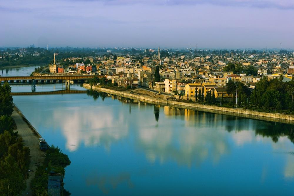 نهر سيحان