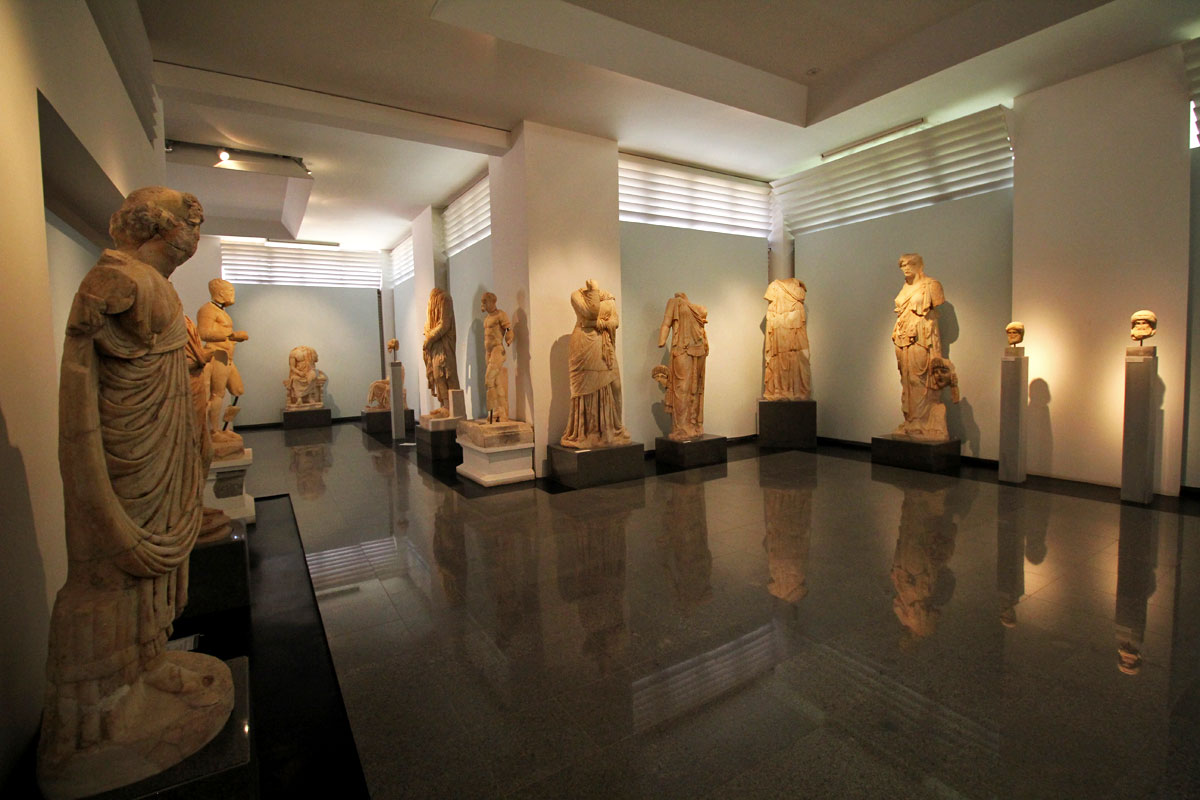 متحف أفروديسياس