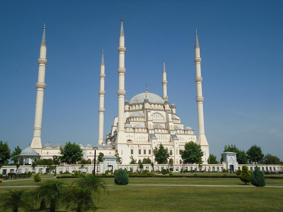 مسجد سابانجى