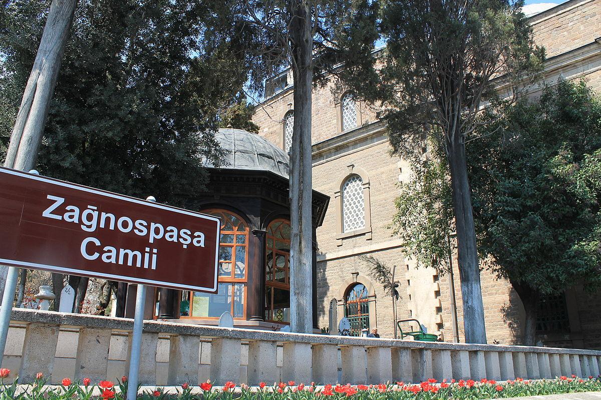 مسجد زاغنوس باشا