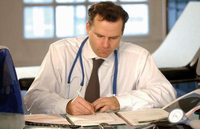 اختيار الطبيب المناسب