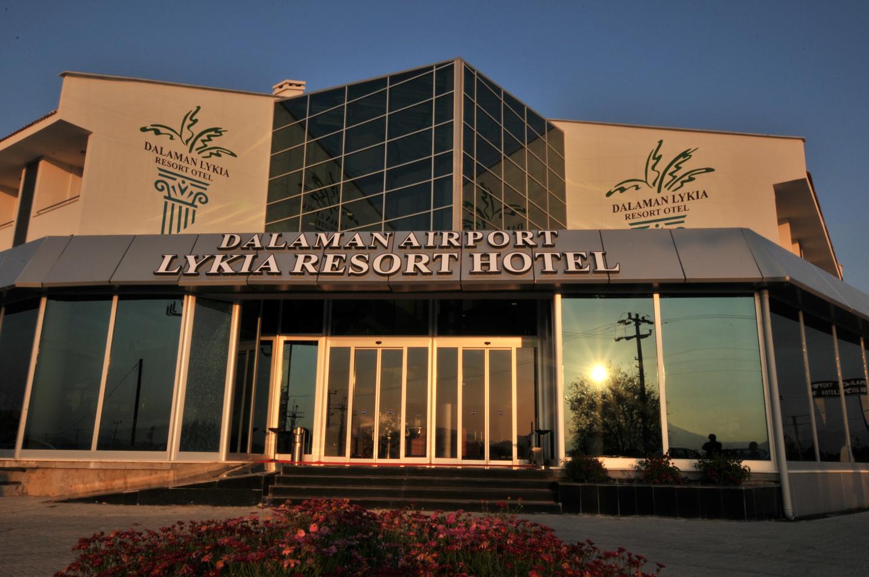 فندق منتجع مطار دالامان ليكيا
