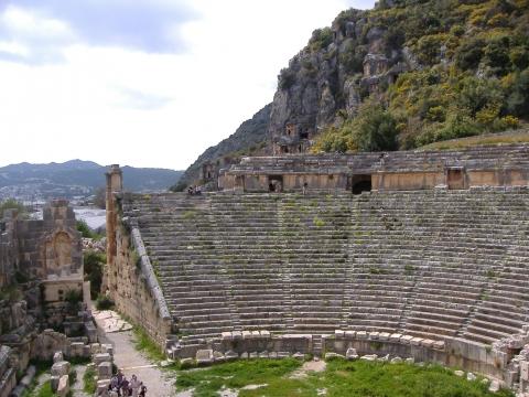 مدينة سايدرا القديمة