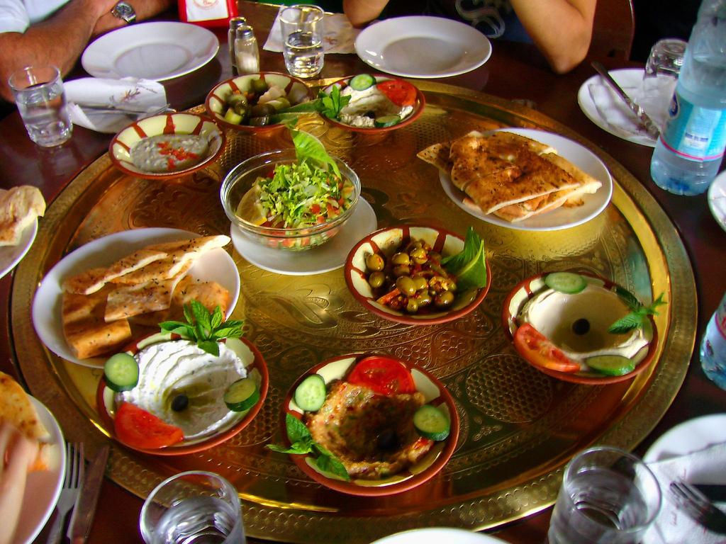 المطاعم في ازمير