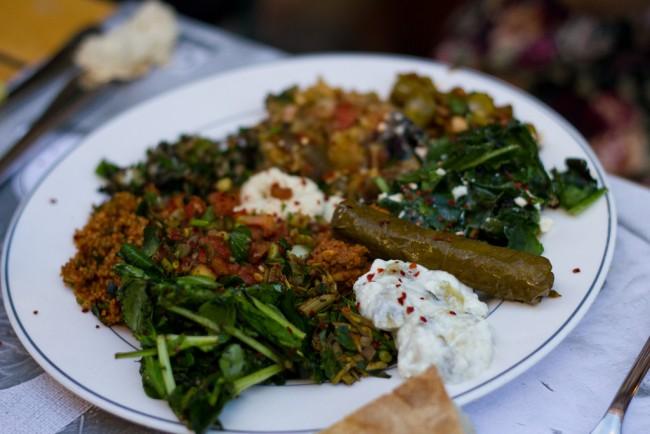 المطاعم في كبادوكيا